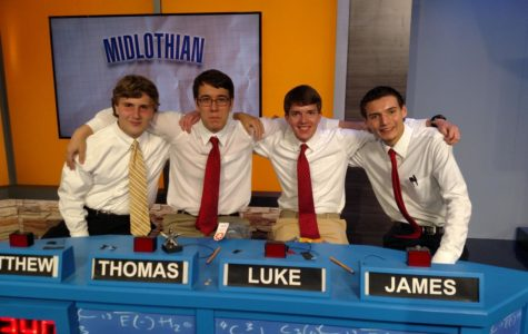 Midlo Team Competes in Battle of the Brains