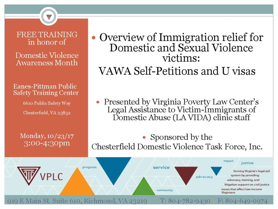 Free+Training+on+Immigration+Relief+for+Victims+of+Domestic+of+Sexual+Violence