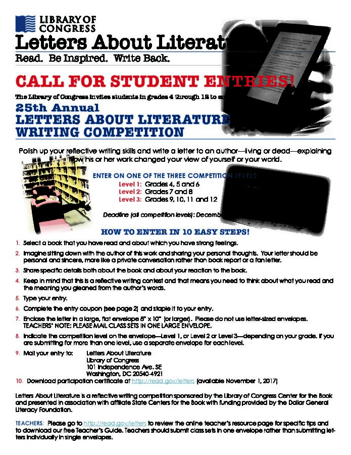 Library+of+Congress+Sponsors+Writing+Competition