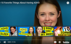 My Ten Favorite Things About Having ADHD