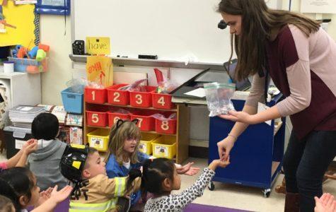 Adamik Enriches Kindergarteners