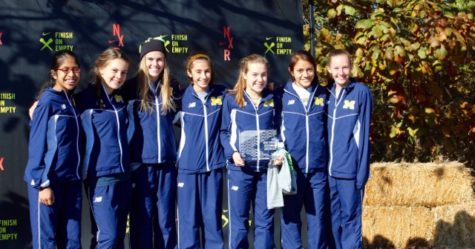 Midlo Girls XC Race in Cary