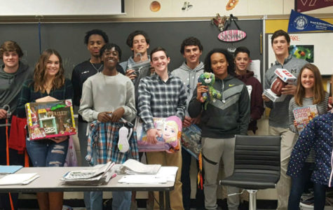 DECA Delivers Christmas Miracles