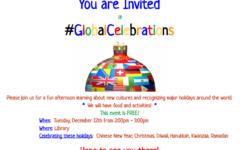 #Global Celebrations