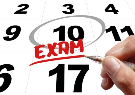 Winter Exam Schedule and Senior Exam Exemption Info