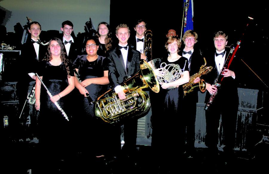 Midlo Boasts All County Band Talent