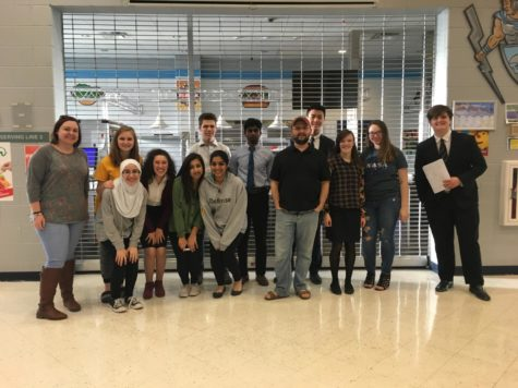 Midlo Scores Wins In Forensics and Debate Competition