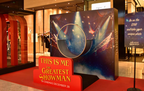The Greatest Showman debuted in theaters in December.