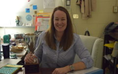 Mrs. Morris Earns February TRT Award