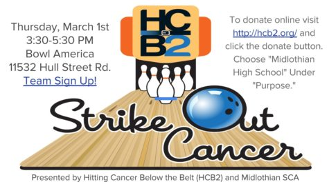 Midlothian Strike Out Cancer