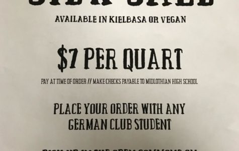 German Club Selling Traditional Stew