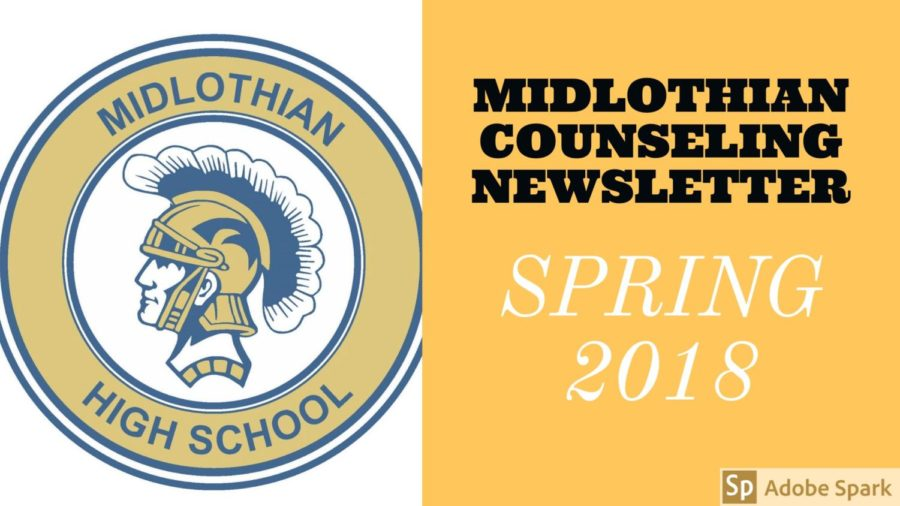 Read+the+Midlothian+High+Counseling+Spring+2018+Newsletter+to+learn+about+scheduling%2C+as+well+as+college+prep+for+all+grades.