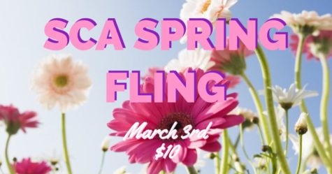 Support the SCA!  Spring Fling 2018