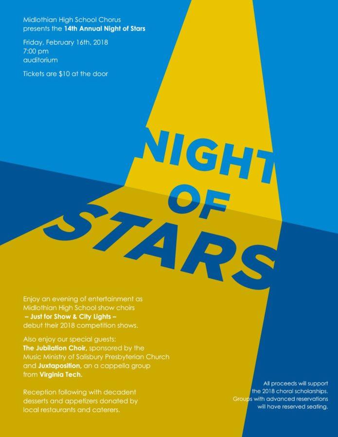 Midlo Celebrates Night of Stars TONIGHT