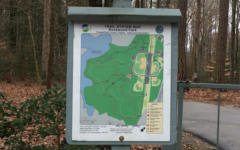 Rockwood Park offers 5.5 miles of walking trails.