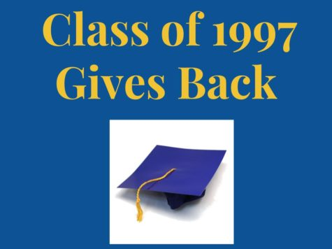 Class of 1997 Gives Back