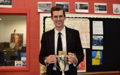 Mr. Fletcher Earns March TRT Award