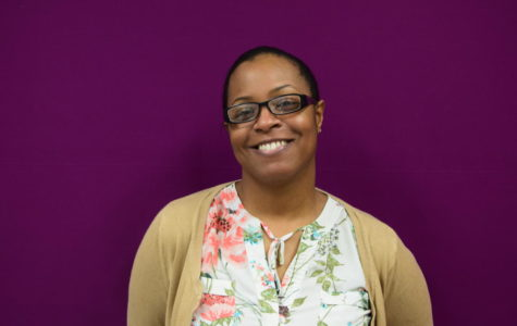 Ms. Brown Earns March EOM Recognition
