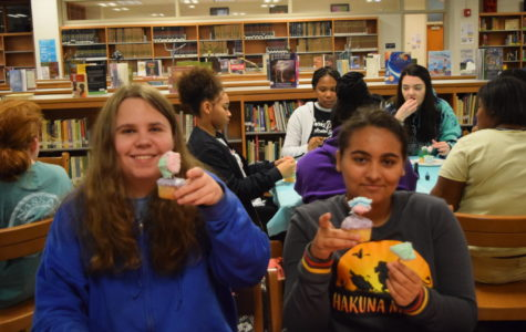 Library Hosts Truffula Tree Treat Thursday