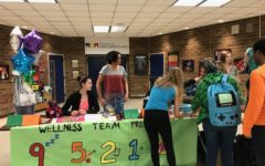 Midlothian High Welcomes First Annual Wellness Week