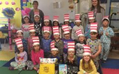 Watkins Teachers Receive Dr. Seuss-Themed Donation