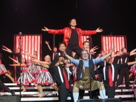 Midlothian's Show Choirs Dazzle in Ohio