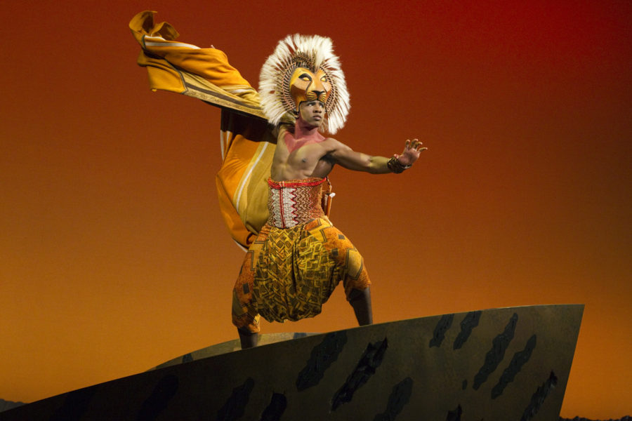 The+Lion+King+in++New+York