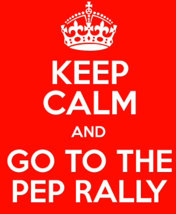 Get Ready for the 2018 Spring Pep Rally!