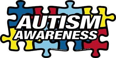 April is Autism Awareness Month.