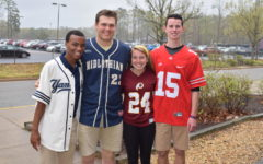 Seniors Sport Jerseys for Spirit Monday