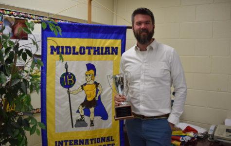 Mr. Spewak Earns TRT Award