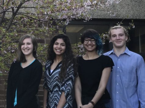 Midlo Students Qualify for Statewide Economics and Personal Finance Competition