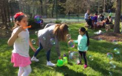 Homework Helpers Enjoy Easter Egg Hunt