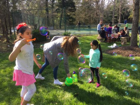 Homework Helpers Enjoy Easter Egg Hunt
