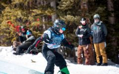 Almany Competes in the National Snowboarding Championship