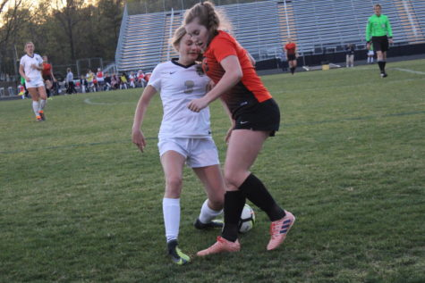 Lady Trojans Take Down Powhatan