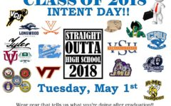 Celebrate Intent Day on May 1!