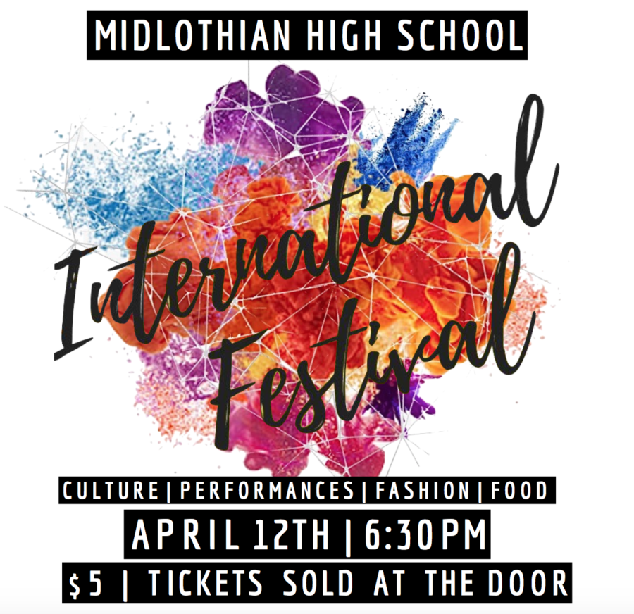 Midlothian+High+School%27s+International+Festival+on+April+12th+at+6%3A30+PM