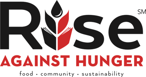Midlo service organizations participated in Rise Against Hunger.