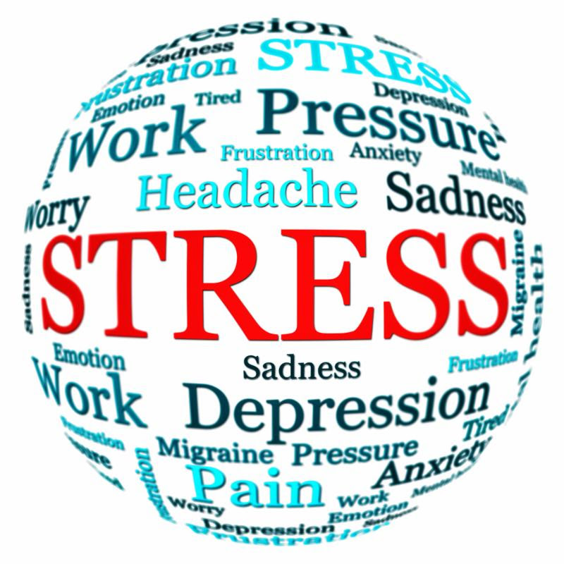 April is National Stress Awareness Month.