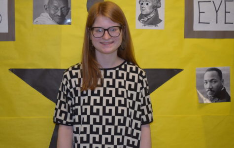 Wimbish Qualifies as Semifinalist for Presidential Scholarship
