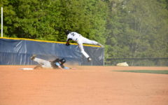 Trojans Baseball Team Takes Down Titans for First Time in 10 Years