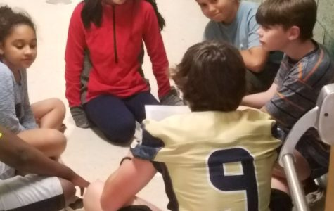 A Football Team of Compassion