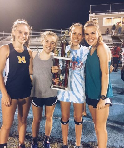 Midlo's Track Season Comes to a Close