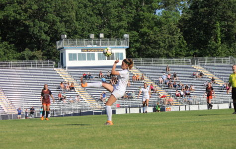 Lady Trojans Soccer Kicks into Regionals