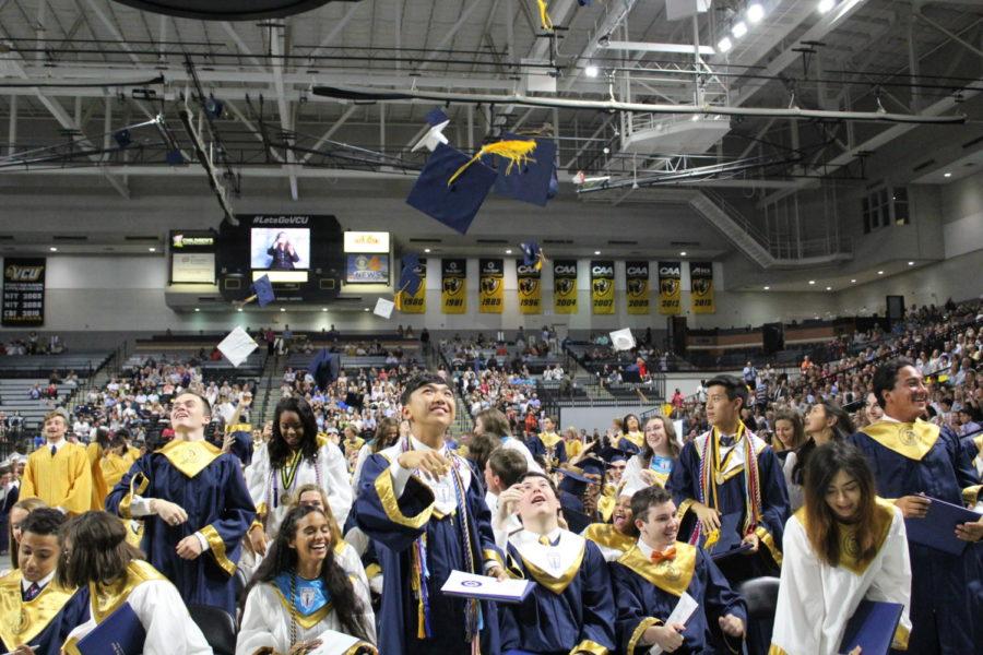 2018 Midlothian High School Graduation