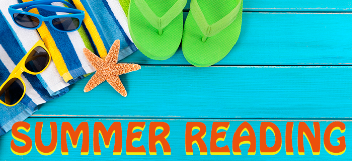 Get started on summer reading early.