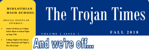The Trojan Times: Fall Newsletter