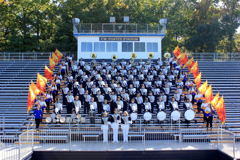 Midlothian High School Trojan Marching Band