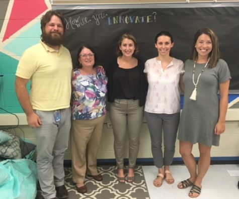 World Language Department Welcomes New Teachers